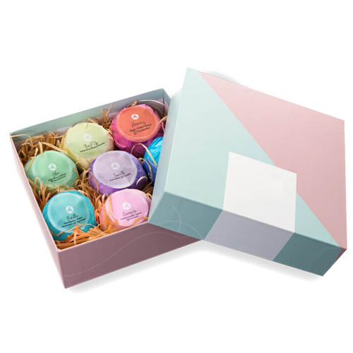 bath bomb packaging
