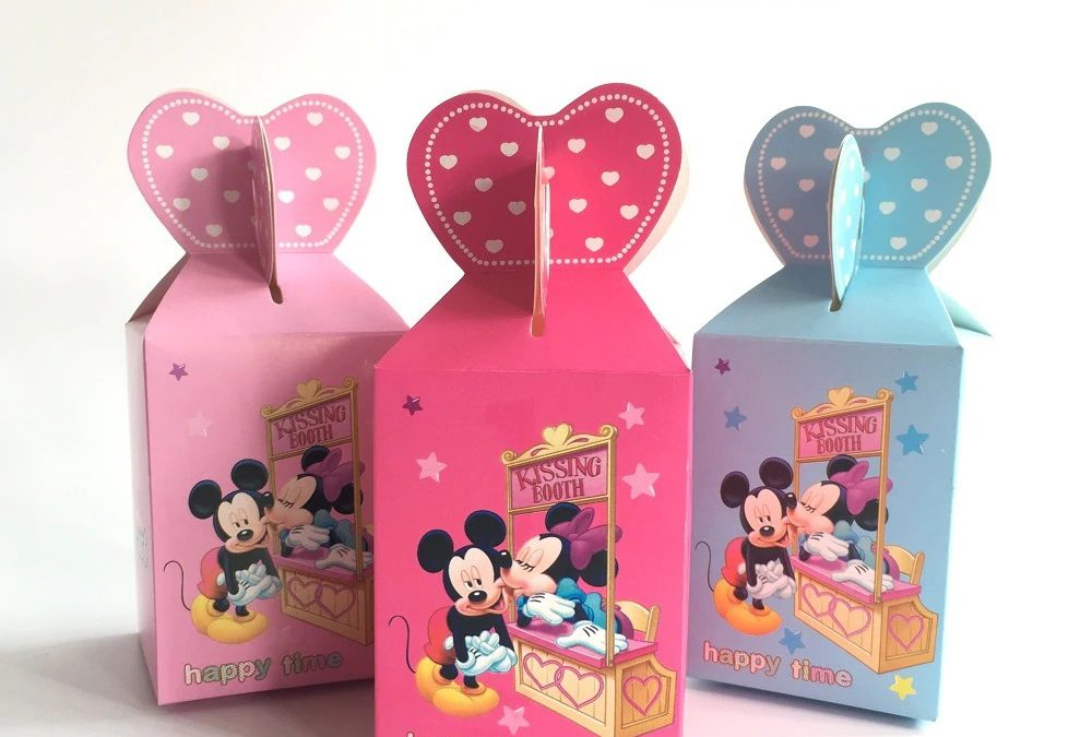 Benefits of Using Custom Party boxes for Kid's Party