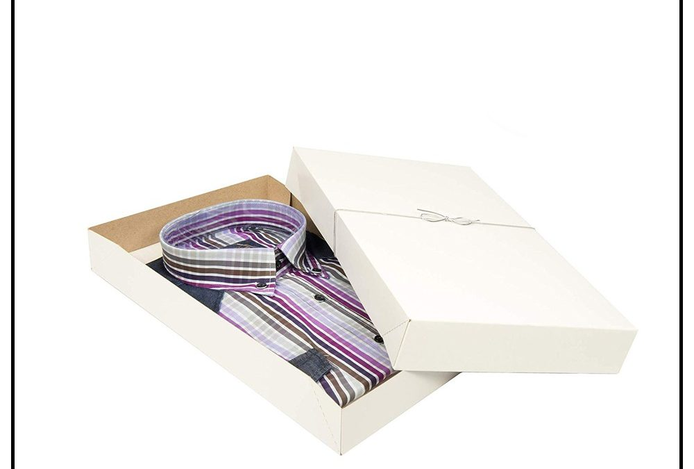 High Quality Packaging Shirt Gift Boxes
