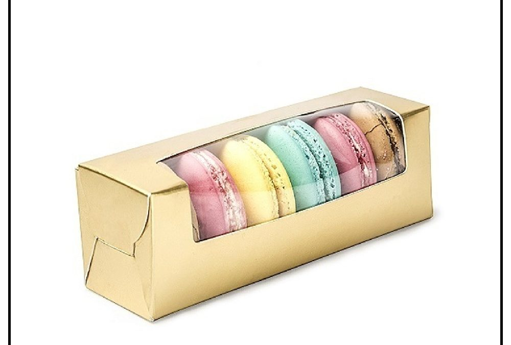 Custom Macaron Box Wholesale, Suppliers & Manufacturers