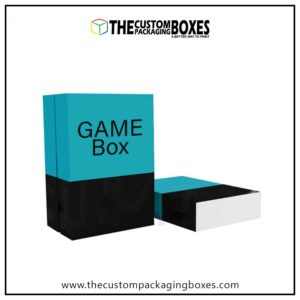 Custom Game Boxes at reasonable price