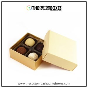 Chocolate Truffles Gift Boxes