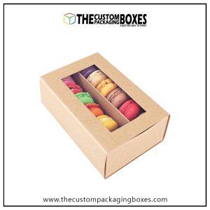 Macaron Boxes Wholesale