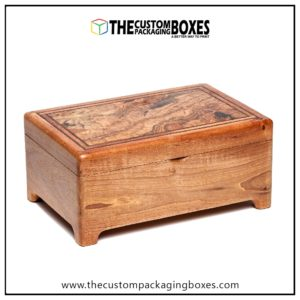 Custom Handmade Wooden Boxes
