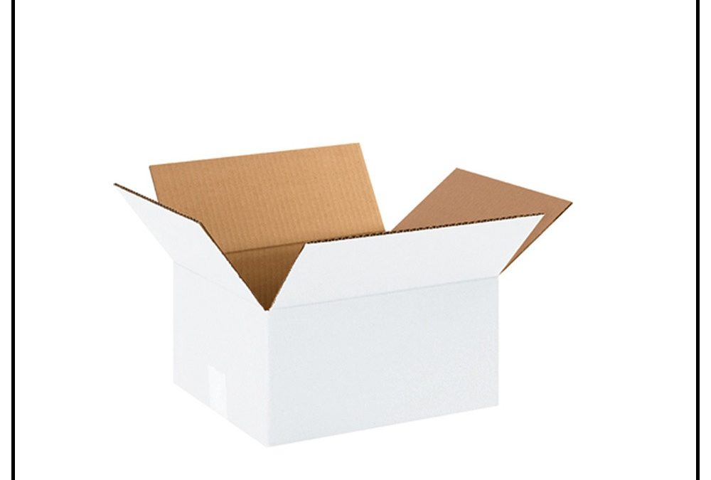 White Boxes, White Shipping Boxes, Custom White Cardboard Boxes