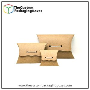 custom pillow boxes with handle