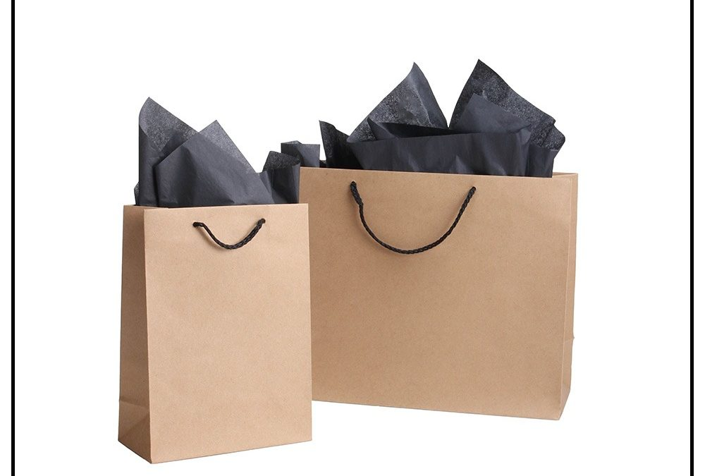 Paper shopping bags – Durable and Great for any event