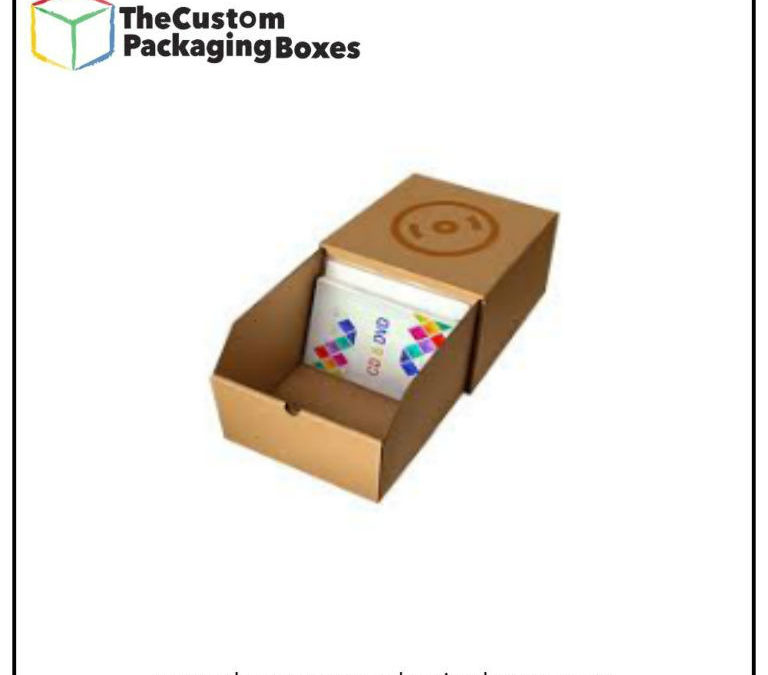 CD Storage Boxes, DVD Storage Boxes in Stock, CD/DVD Storage Containers