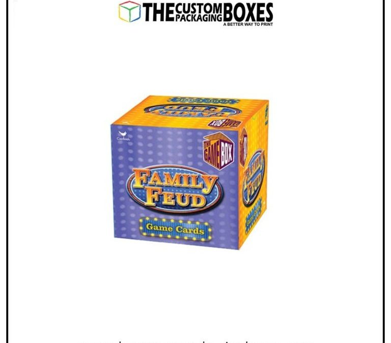 Game Boxes | Custom Game Boxes | Packaging Printing USA