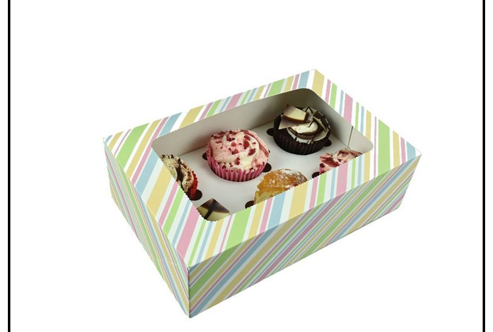 Muffin Boxes USA | Custom Printed Muffin Boxes on wholesale Prices