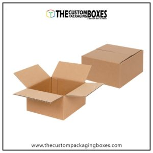 Folding boxes in USA