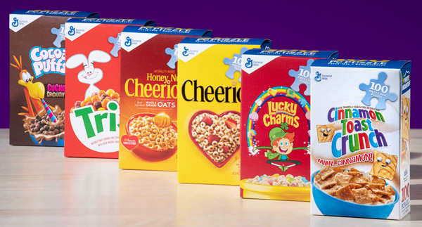Cereal Boxes | Buy Custom Cereal Boxes in different designs and colors