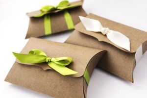 Pillow type packaging-Quick and secure custom packaging solutions
