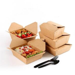 Food boxes - create a convincing impact on food lovers with custom made boxes