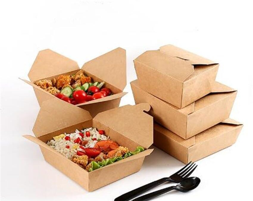 Food Boxes | Create a convincing impact on food lovers with Custom made Boxes
