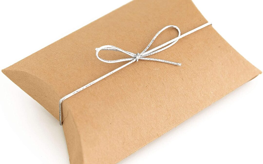 Pillow Boxes | Enhance the visual appeal of your products with these Boxes