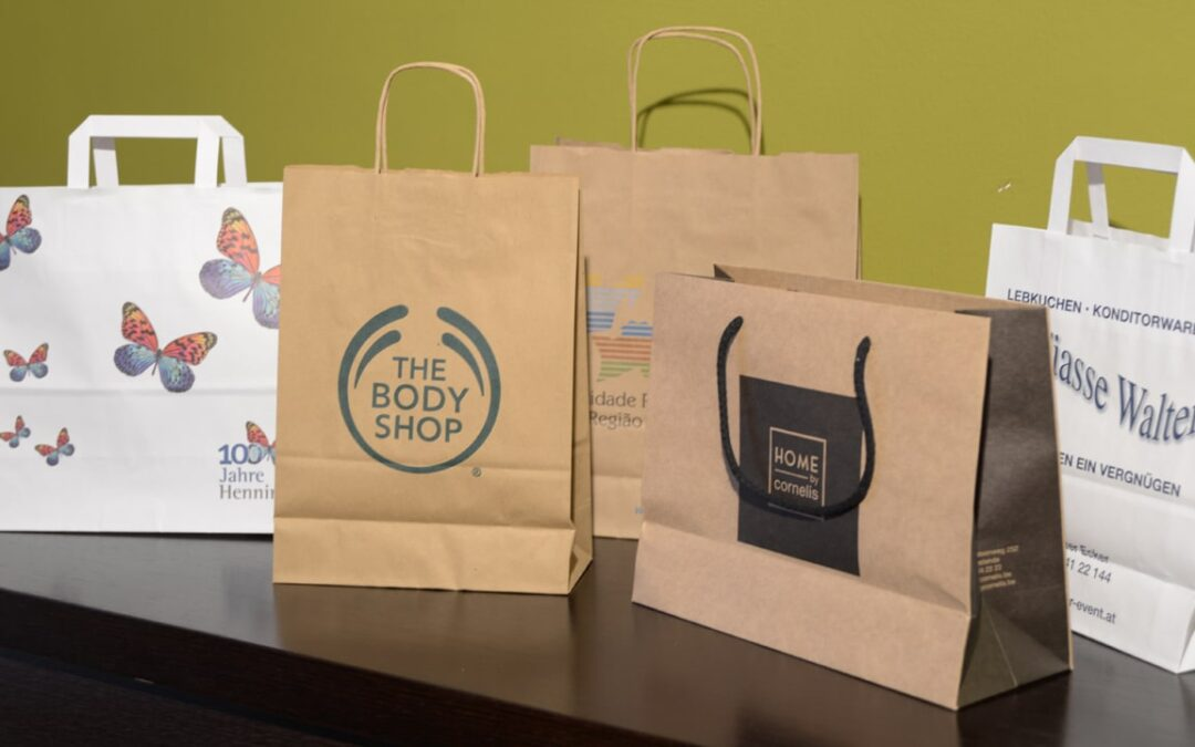 Paper Shopping Bags | Carry your Shopping items with Paper Bags