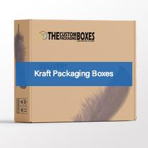 Kraft Packaging boxes
