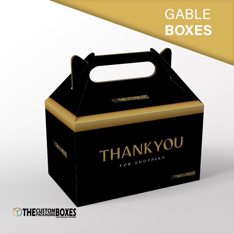 Custom Gable Boxes