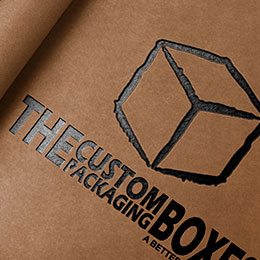 raised ink The Custom Packaging Boxes